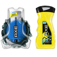Save $1 on any Axe Shower Gel or Detailer