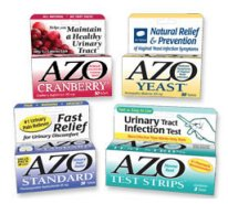 Print a coupon for $2 off any AZO Urinary Tract Defense product