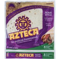 Print a coupon for $0.25 off one Azteca tortilla or salad shell product