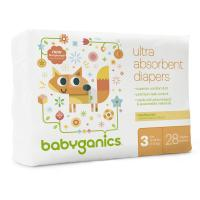 Print a coupon for $5 off one Babyganics box diaper product