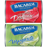 Save $1 on any two Bacardi Frozen Mixers