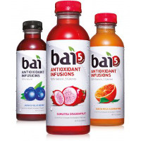 Print a coupon for $1 off any three bai Natural Drink products