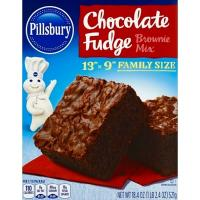 Print a coupon for $0.50 off one box of Pillsbury Place and Bake Brownies