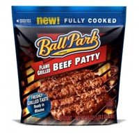 Save $1.50 on any Ball Park Flame Grilled Beef or Turkey Patties