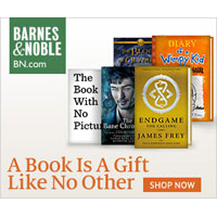 Get 15% off on your next order at barnesandnoble.com
