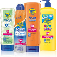Save $3 on a Banana Boat Sun Care product