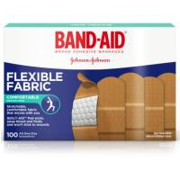 Print a coupon for $0.50 off one box of Premium BAND-AID Brand Adhesive Bandages product