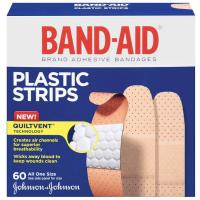 Print a coupon for $1 off one box of BAND-AID Brand Adhesive Bandages or one Neospoirin product