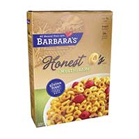 Barabara's Cereal coupon - Click here to redeem