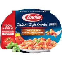 Save $0.75 on a Barilla Italian-Style Entree