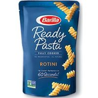 Print a coupon for $1 off a pouch of Barilla Ready Pasta
