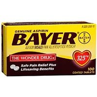 Print a coupon for $1 off any Bayer Aspirin product, 50ct or larger