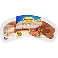 Print a coupon for $0.55 off a pack of Butterball Smoked Turkey Sausage