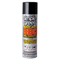 Save $1 on any Simple Green Heavy Duty BBQ and Grill Cleaner