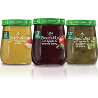 Save $1 on any three Beech-Nut Naturals or Organics Jars