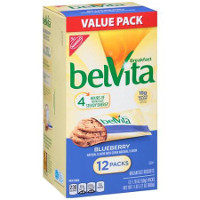Save $1 on one belVita Breakfast Biscuits Value 12-Pack
