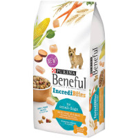 Print a coupon for $1 off Purina Beneful dry dog food, 3.5lbs or larger