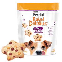 Save $3 on two bags of Purina Beneful Baked Dog Snacks