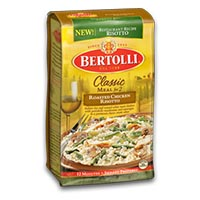 Bertolli Coupon