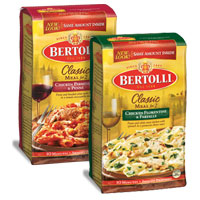 Save $2 on any two Bertolli Classics Meals for 2