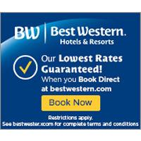 Get a $10 Best Western Gift Card for Every Night you Stay at Best Western