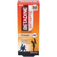 Print a coupon for $2 off one package of Betadine Antiseptic Cream