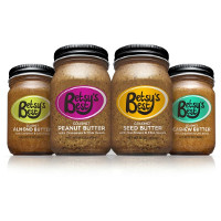 Print a coupon for $2.50 off any Betsy's Best Gourmet Nut + Seed Butter
