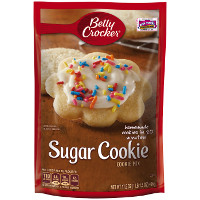 Print a coupon for $0.50 off any Betty Crocker Cookie Mix