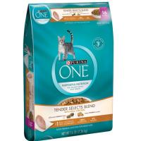Print a coupon for $1 off four cans of Purina Beyond Wet Cat Food