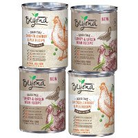 Print a coupon for $1 off 4 cans of Purina Beyond wet dog food