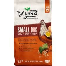 Print a coupon for $3.50 off one bag of of Purina Beyond Brand dry dog food