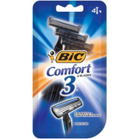 Print a coupon for $3 off a pack of BIC Flex or Hybrid 3 Comfort Razors