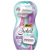 Print a coupon for $3 off one BIC Soleil Glow Razor 3-Pack