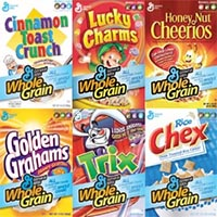 General Mills coupon - Click here to redeem