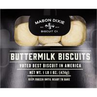 Print a coupon for $1 off one package of Mason Dixie Frozen Biscuits