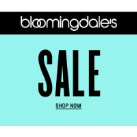 Save an additional 20% on sales items at Bloomingdales.com