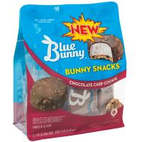 Print a coupon for $1 off one package of Blue Bunny - Bunny Snacks