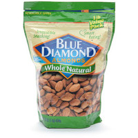 Save $2 on any package of Blue Diamond Almonds, 10oz or larger