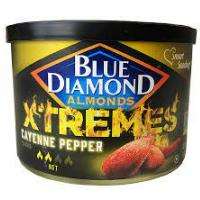 Save $3 on any two packages of blue Diamond Almonds, 10oz or larger