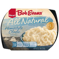 Print a coupon for $0.75 off any Bob Evans Side Dish