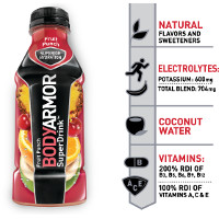 Save $0.50 on any bottle of BODYARMOR SuperDrink Natural Sports Drink