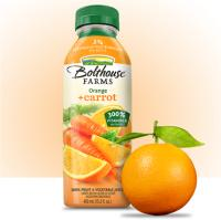 Print a coupon for $1 off one Bolthouse Farms 1915 Organic Beverage