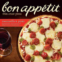 Save $0.75 on any Bon Appetit Frozen Pizza
