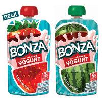 BOGO - Buy one pouch of Bonza Yogurt, get one free