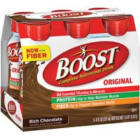 Print a coupon for $2 off one multipack or canister of Boost Nutritional Drink or Mix