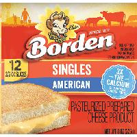 Print a coupon for $1 off two packages of Borden Cheese