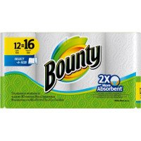 Print a coupon for $1 off a pack of Bounty Paper Towels, 6ct. or larger