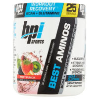Print a coupon for $5 off one bottle of BPI Sports Best Aminos Muscle Recovery or 1MR VORTEX Pre-Workout Supplement