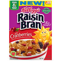 Save $1 on three Kellogg's Cereals
