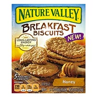 Save $0.50 on any box of Nature Valley Nut Crisp Bars